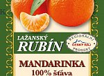 Mandarinka 250ml